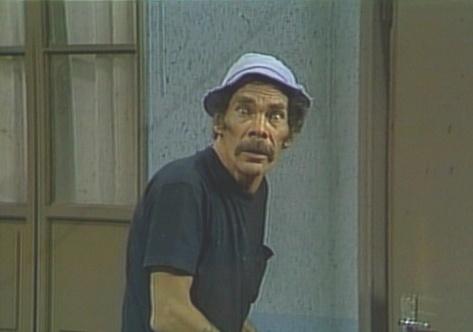 Ramón Valdés intrepretava o Seu Madruga. Em redes sociais, é considerado o mais popular personagem da série.