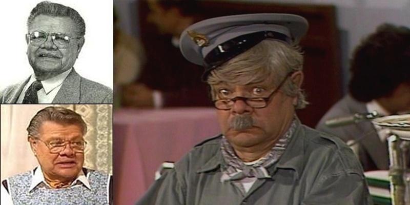 Raúl Padilla intrepretava Jaiminho, o carteiro, natural de Tagamandápio. Sofria de diabetes e morreu em 1994, vítima da doença.
