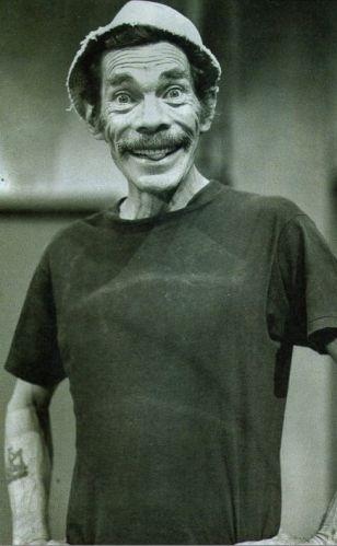 Seu Madruga, personagem de Don Rámon, é bastante popular na internet
