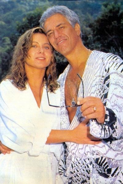 """Vera Fischer e Nuno Leal Maia em cena de """"Mandala"""" (1987)"""