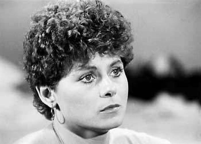 """Vera Fischer em cena da novela """"Brilhante"""" (1981)"""