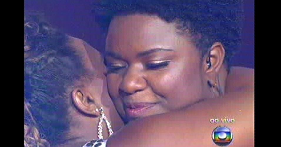 16.dez.2012 - Ellen Oléria está na final do 'The Voice'