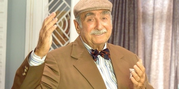 """1998 - Elias Gleizer conquistou o coração dos espectadores como o bondoso vovô Pepe da novela """"Era Uma Vez"""". Querido por amigos e familiares, ele mimava e fazia todas as vontades dos quatro netos"""