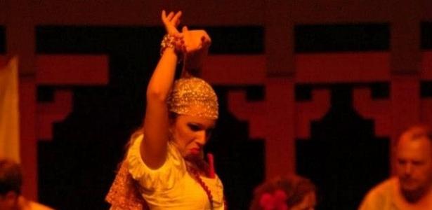 Marien é modelo, dançarina de flamenco e fotógrafa