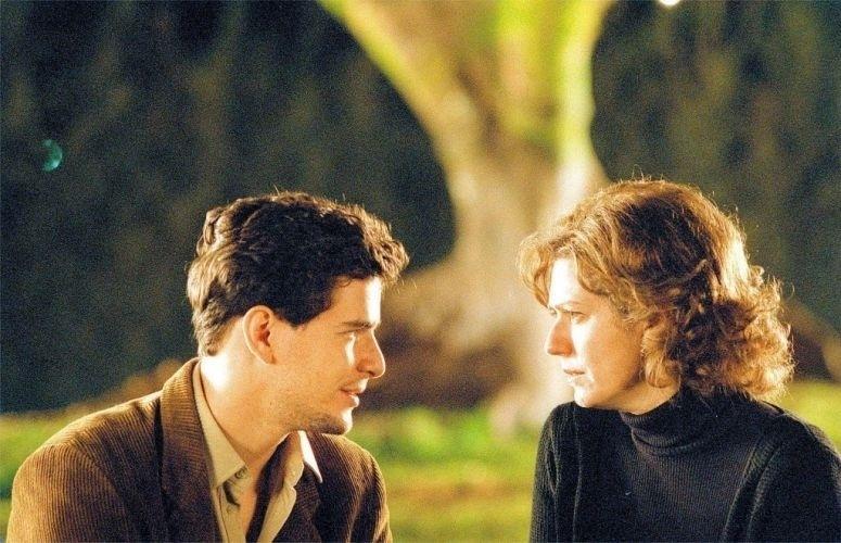 """2006 - Daniel Oliveira e Patrícia Pillar em cena do filme """"Zuzu Angel"""""""