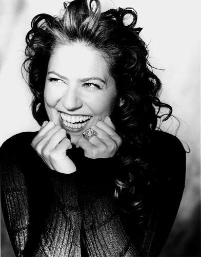 Patrícia Pillar em imagem de 2001