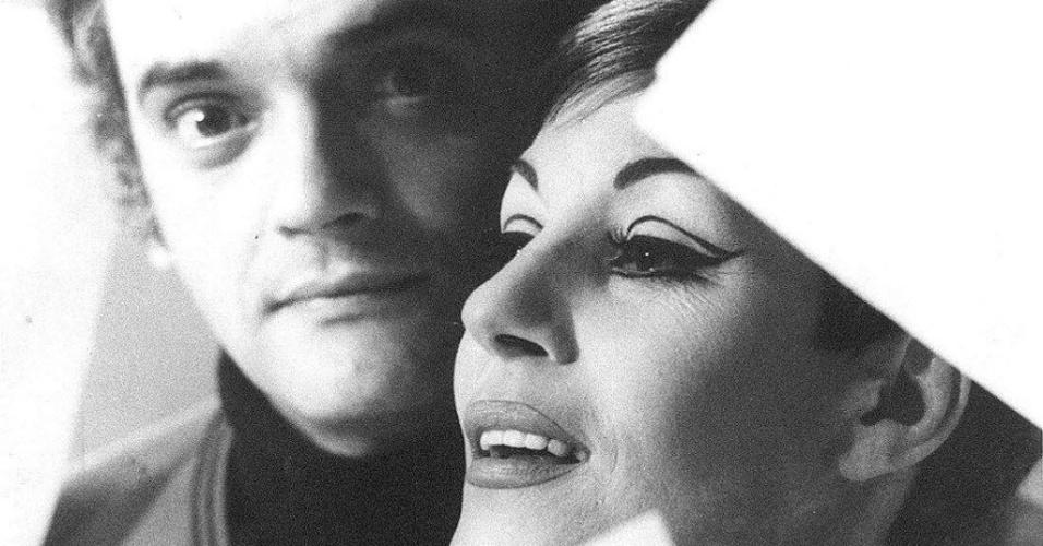1967 - Walmor Chagas e Cacilda Becker, que foram casados