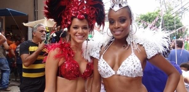 Após R10 e Love, Pet vira rei de baile de carnaval do Fla; atriz global será rainha
