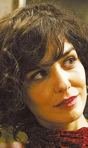 """2008 - A atriz Letícia Sabatella integra o elenco do filme """"Romance"""", do diretor Guel Arraes"""