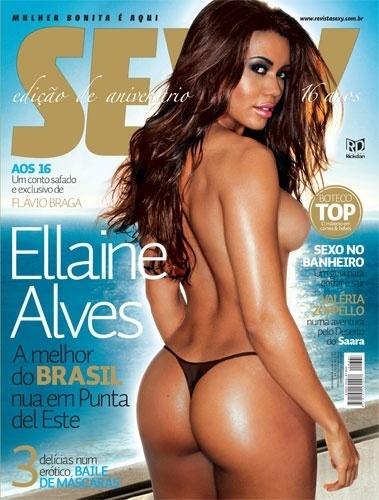 Novembro de 2008 - Ellaine Alves