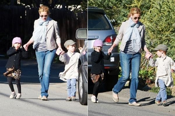 Em 2004, a atriz norte-americana Julia Roberts deu à luz um casal de gêmeos chamados Hazel Patricia e Phinnaeus Walter Moder. Os filhos da estrela de Hollywood são frutos do relacionamento dela com o ator Danny Moder, com quem é casada