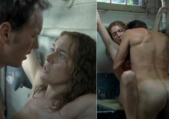 """""""Pecados Íntimos"""" (2006) - Ambos casados, Sarah (Kate Winslet) e Brad (Patrick Wilson) se envolvem em um relacionamento cheio de segredos em um filme que mistura drama e suspense"""