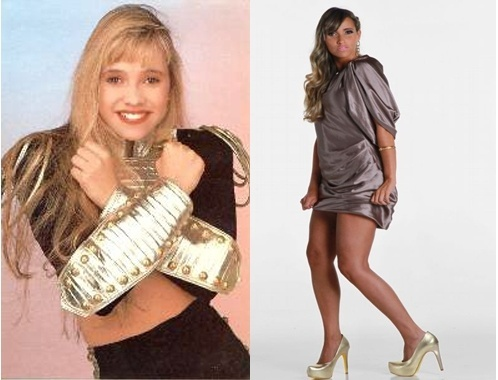 Priscilla Couto: Catuxita Top Model, este foi o apelido escolhido para esta paquita, que aos nove anos entrou no grupo, descoberta enquanto trabalhava como modelo. Deixou o grupo em 1995 e promoveu shows no Brasil junto com duas ex-paquitas, Roberta Cipriani e Cátia Paganote
