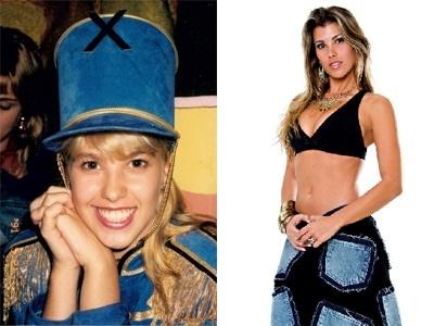 Roberta Cipriani: ela estava na plateia do 'Xou da Xuxa' quando foi avistada por Marlene Mattos, que a escolheu como paquita em 1987. Por falar muitas gírias e gostar de praia e sol era conhecida como 'Xiquitita Surfistinha'. Após sair do grupo, promoveu shows no Brasil junto com duas ex-paquitas, Priscilla Couto e Cátia Paganote