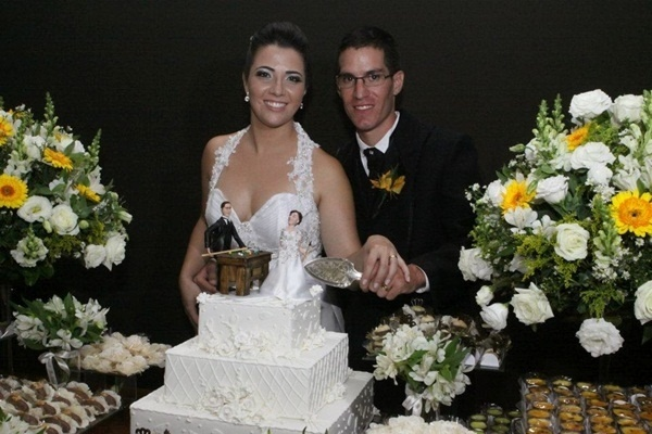 Rogério de Godoi e Priscila Sambiase Bartolo / Araraquara (SP) 16/04/2011