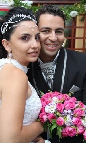 Alexsandro Vieira da Silva e Tatiana Aparecida Lau da Silva / São Paulo (SP) 17/12/2011