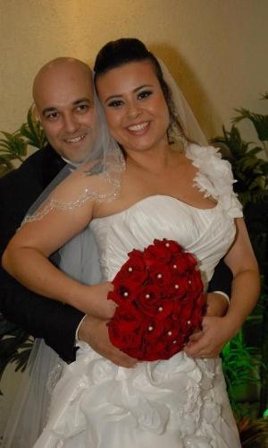 O casamento de Cristiano Vanse e Daniele Damasceno Vanse foi realizado no dia 21 de abril de 2012, em São Paulo.