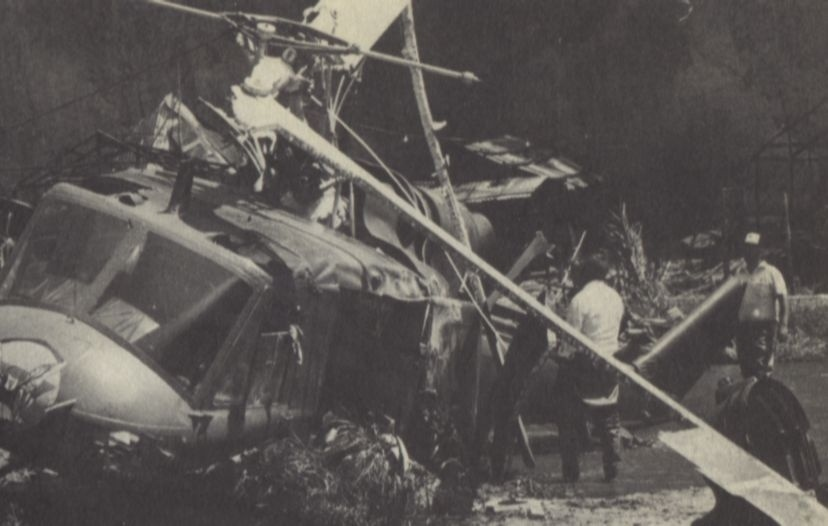 No Limite da Realidade (1983): O ator Vic Morrow morreu em um acidente no set do filme, juntamente com dois atores mirins, My-ca Denh Le e Renee Chen, quando um helicóptero usado no filme ficou fora de controle e caiu na área em que Vic e as crianças estavam. Saldo macabro: 3 mortes