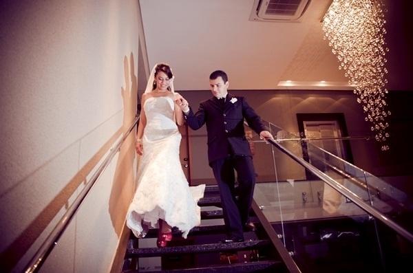 Onofre dos Santos Mota Junior e Noelma Santos de Souza se casaram em Dourados (MS), no dia 7 de setembro de 2012.
