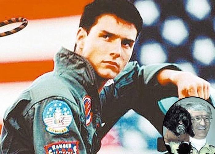Top Gun (1986): Um dos maiores pilotos e dublês de Hollywood, Art Scholl, morreu durante as filmagens do sucesso de Tom Cruise. Ele tinha acabado de voar com sua equipe para filmar as acrobacias, quando o avião sofreu uma pane e caiu. Saldo macabro: 1 morto