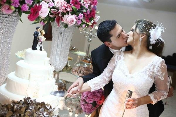 Fábio Athaydes se casou com Carolina Hess em Piedade (SP), no dia 7 de julho de 2012.