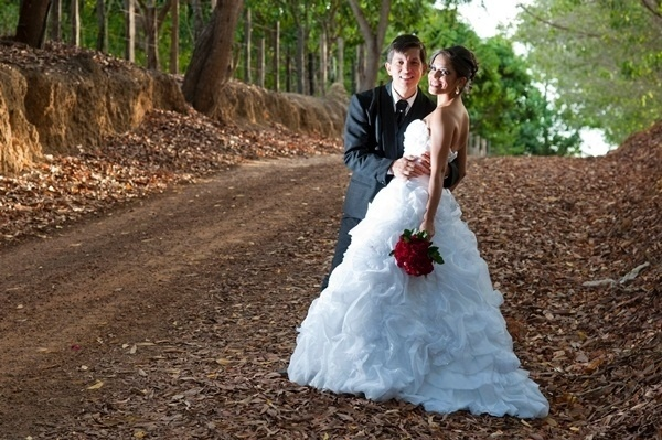 Eudes Alexandre Monteverde e Rafaela Pereira Mendes, de Boa Esperança (ES), se casaram em 31 de março de 2012.