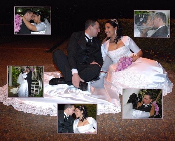 O casamento de Marcio Sezerino e Adriana Sezerino foi em Curitiba (PR), no dia 25 de setembro de 2010.