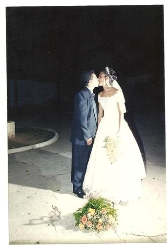 O casamento de Vinicius e Bianca Diniz Alves aconteceu em Belo Horizonte (MG), no dia 26 de novembro de 1999.