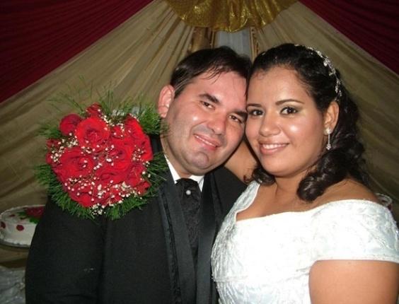 O casamento de Wellington Santos e Rafaela Pinheiro foi em Salvador (BA), no dia 6 de junho de 2009.