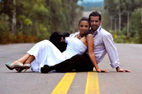 Pablo Silva Jurie e Ana Cristina Machado Jurie em Santa Cruz do Sul (RS), 15 de fevereiro de 2013.