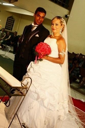 O casamento de Antonio Pierre e Denise Rodrigues foi em Ceilândia (DF), no dia 22 de outubro de 2010,