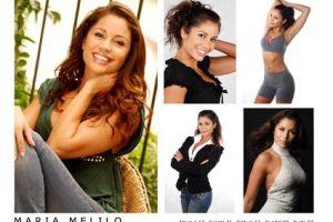 Maria Melilo, 27 anos, mora em São Paulo e trabalha como modelo e atriz.