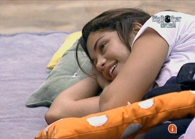 Maria diz que Wesley é respeitador e garante que Mau Mau faz parte do passado (13/3/11).