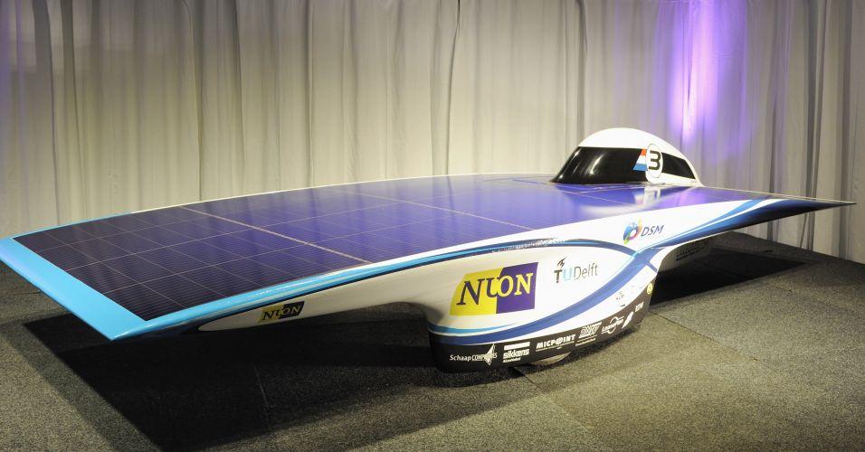 Vaículo solar