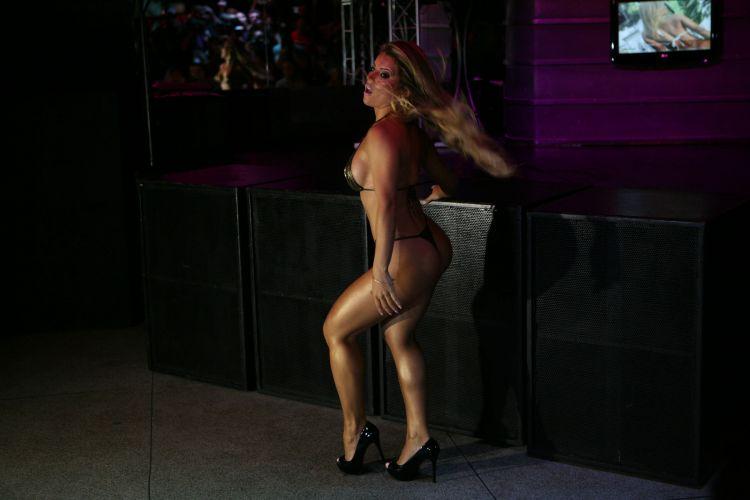 A bailarina Rosana Ferreira, de 25 anos, representante do Ceará, foi consagrada com o título de Miss Bumbum 2011 em concurso realizado nesta quarta-feira (30/11/11), em São Paulo. Além da faixa, a candidata ganhou um cheque no valor de R$ 5 mil.