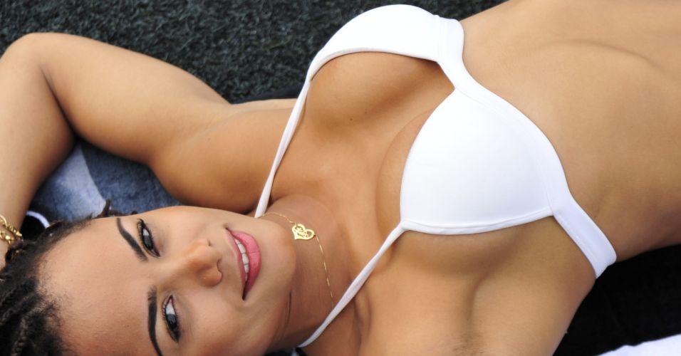 Fernanda Guimarães, gata do Ceará