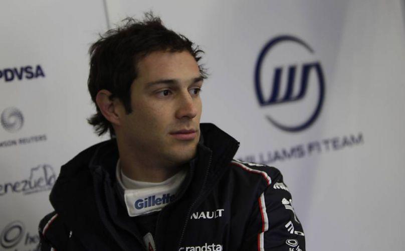 Quinta-feira (9/2) - Bruno Senna testa a nova Williams pela primeira vez, no circuito de Jerez, na Espanha; nos testes desta quinta-feira, o brasileiro deu 125 voltas, mais de 530 quilômetros, e fez o oitavo tempo (1min21s293) entre dez pilotos.