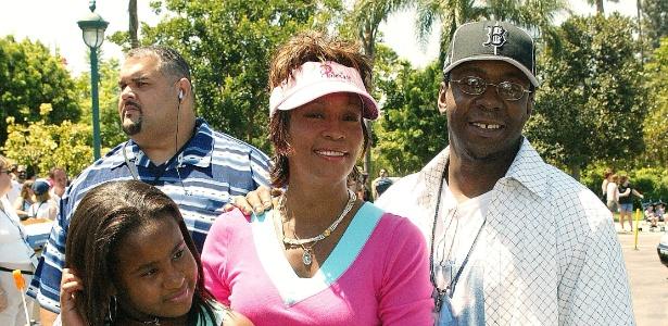 Quinta-feira (16/2) - A família de Whitney Houston está tentando manter o ex-marido dela, Bobby Brown, longe da filha do casal, Bobbi Kristina. Segundo informações do site TMZ, a mãe de Whitney, Cissy Houston, teme que Brown só esteja interessado em tomar posse da fortuna da artista, avaliada em US$ 20 milhões.