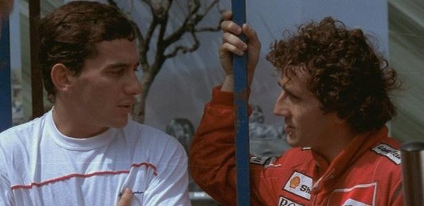 Segunda-feira (27/2) - Alain Prost foi um dos narradores do documentário 'Senna', mas não concordou com a visão dos produtores do filme e disse se recusar a vê-lo. O tetracampeão francês foi retratado como vilão e não concordou com a abordagem do roteiro. 'Não vi e não quero ver. Definitivamente, não concordo com a abordagem deles. Gastei muito tempo tentando explicá-los de que eles estavam errados', declarou o piloto de 57 anos ao site F1News.