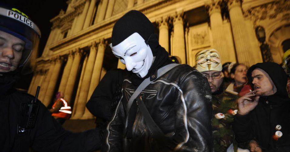 Occupy na igreja