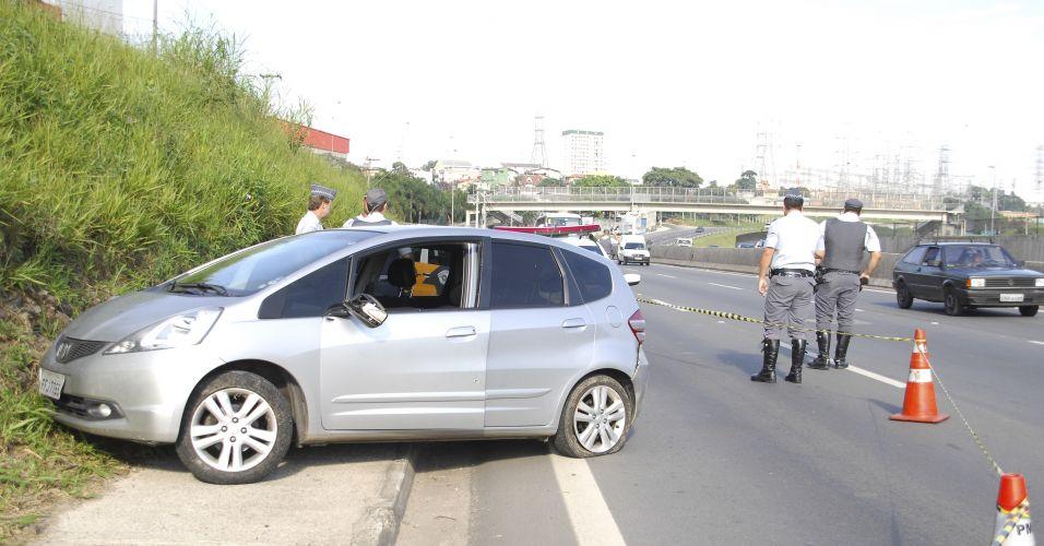 Roubo e tiroteio na Anhanguera (SP)