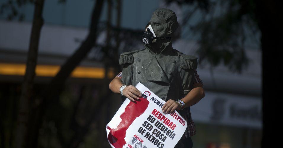 Poluição no México