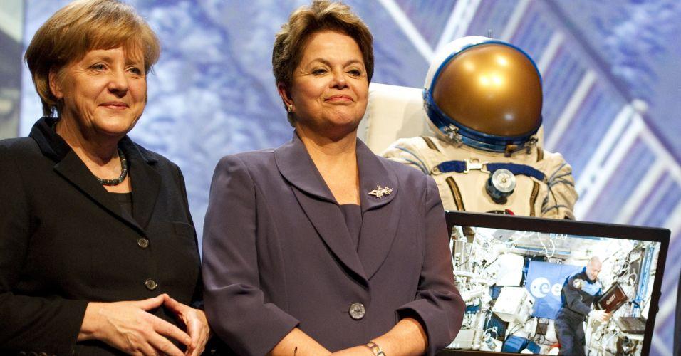 Dilma na Alemanha