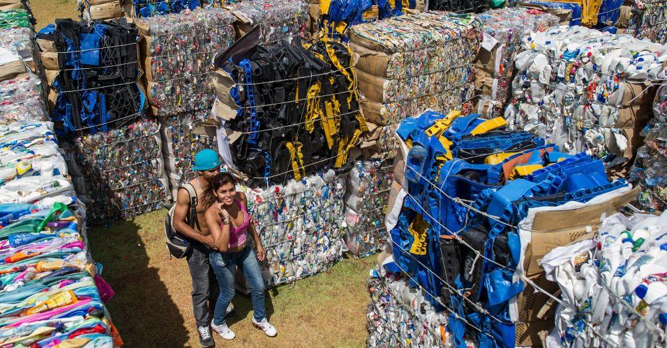 Reciclagem em SP