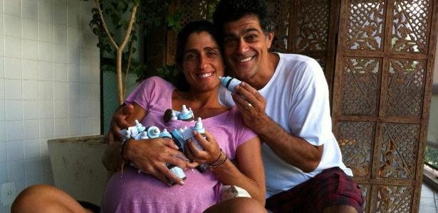 Terça-feira (20/3) - A apresentadora Cynthia Howlett deu à luz seu segundo filho com o ator Eduardo Moscovis às 11h40 na Casa de Saúde São José, no Humaitá, zona sul do Rio. A informação foi confirmada pela assessoria de imprensa da unidade.