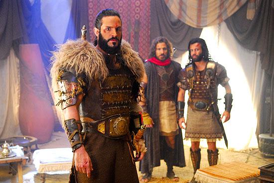 Sexta-feira (27/1) - A minissérie bíblica 'Rei Davi' ficou em primeiro lugar de audiência. Exibida entre às 23h16 e 00h08 na Record, ela alcançou 15 pontos de média e 30% de share (participação de TVs ligadas).