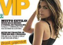 Filha do Datena esbanja sensualidade na capa da 'Vip'